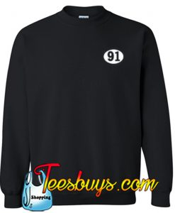 91 Number Sweatshirt NT