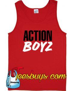 Action Boyz Logo Tank Top NT