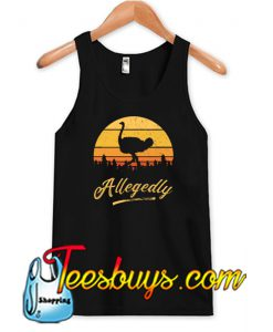 Allegedly Tank Top NT