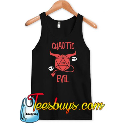Chaotic Evil Tank Top NT
