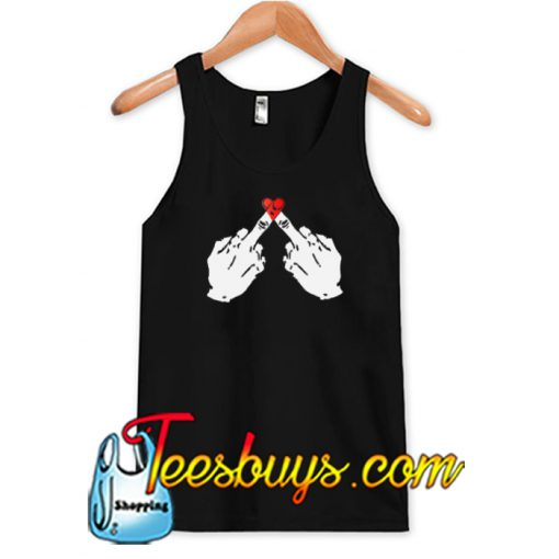 Love is in the Air Tank Top NT
