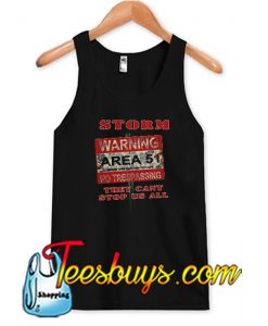 Storm Area 51 Tank Top NT
