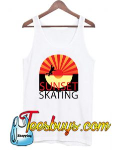 Sunset Skating Tank Top NT