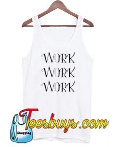 WORK Tank Top NT