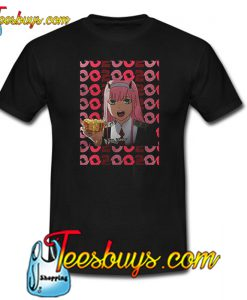 002 Darling in the FranXX T-Shirt NT