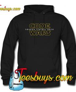 Code Wars- Sokkah Strikes Back Hoodie NT