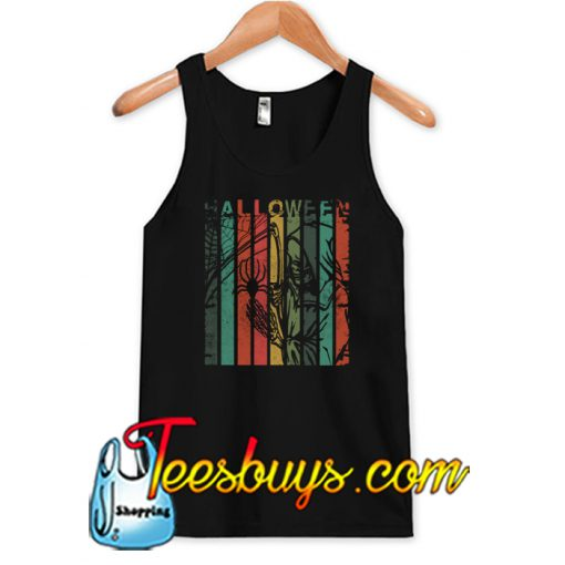 Halloween Vintage Tank Top NT