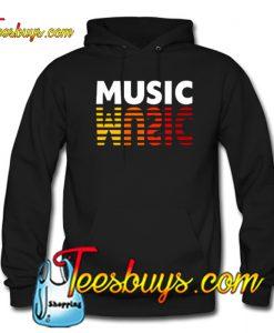 Music Audio Hoodie NT
