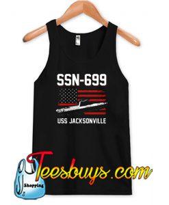 SSN-699 USS Jacksonville Tank Top NT