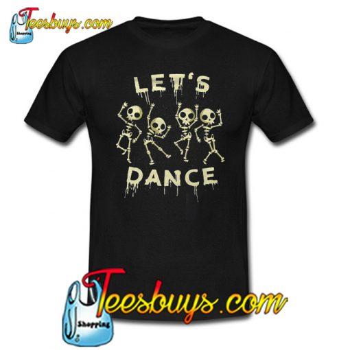 Skeleton Halloween Trending T-Shirt NT