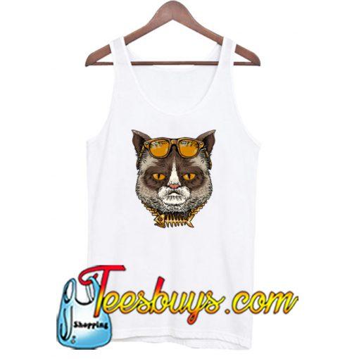 Cool Cat Tank Top NT