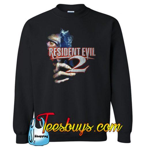 Resident Evil 2 SWEATSHIRT SR