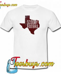 SCOOBY FOOTBALL Trending T Shirt SR