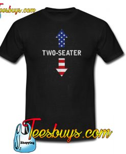 Two Seater USA T-Shirt SR