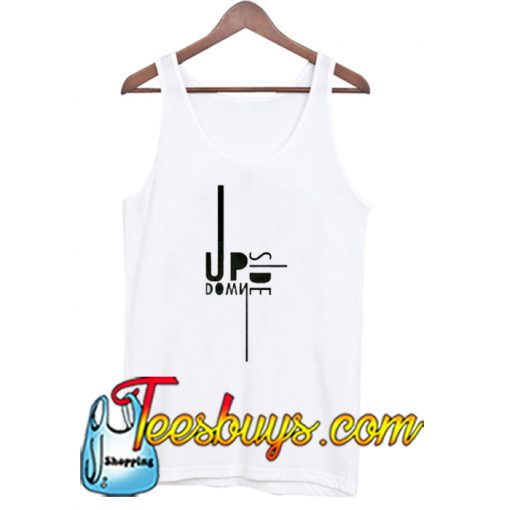 Up side down TANK TOP SR