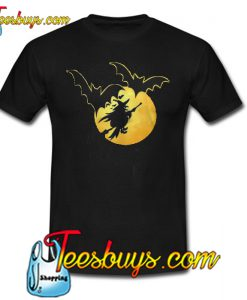 hallowen night T-SHIRT SR