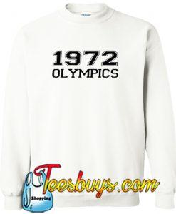 1972 Olympics Sweatshirt SR