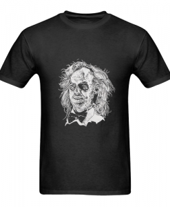 Beetlejuice Portrait t-shirt