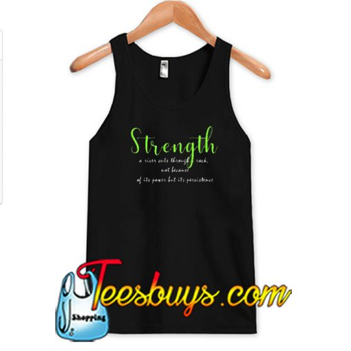 Strength Workout tank top SN