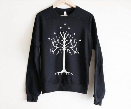 White Tree Sweatshirt NT