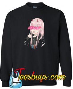 002 sweatshirt SN