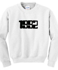 1992 Sweatshirt SN