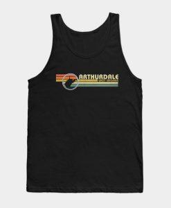 Arthurdale City Tank Top-SL