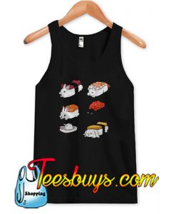 Sushi Bunnies tank top SN