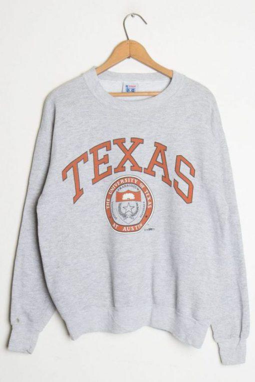 texas university Sweatshirt NT