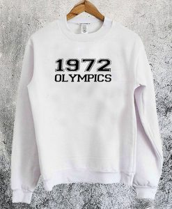 1972 Olympics sweatshirt RJ22